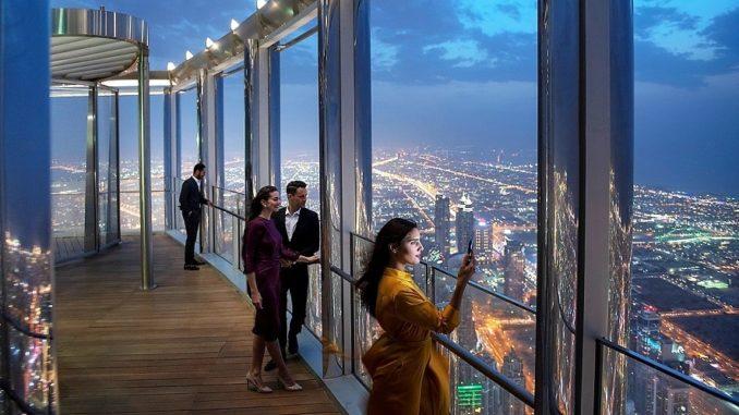 Le Lounge Burj KHalifa