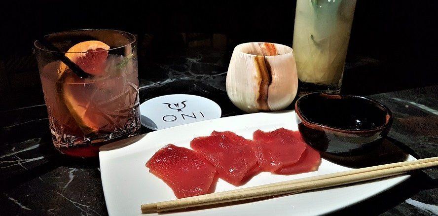 ONI Dubai - Lounge et Restaurant Japonais