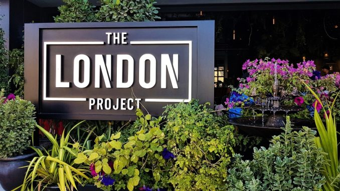 The London Project Brunchs