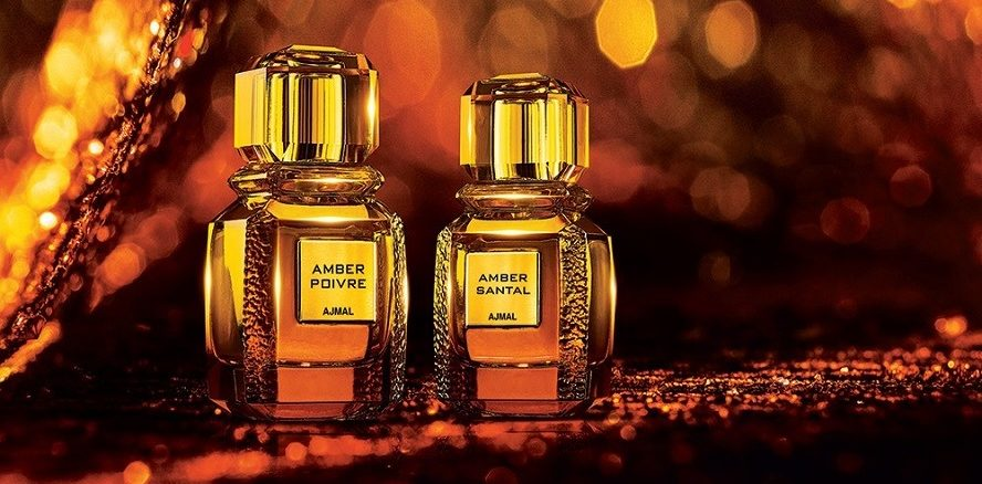 ajmal amber poivre santal