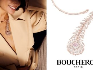 boucheron colliers point d'interrogation