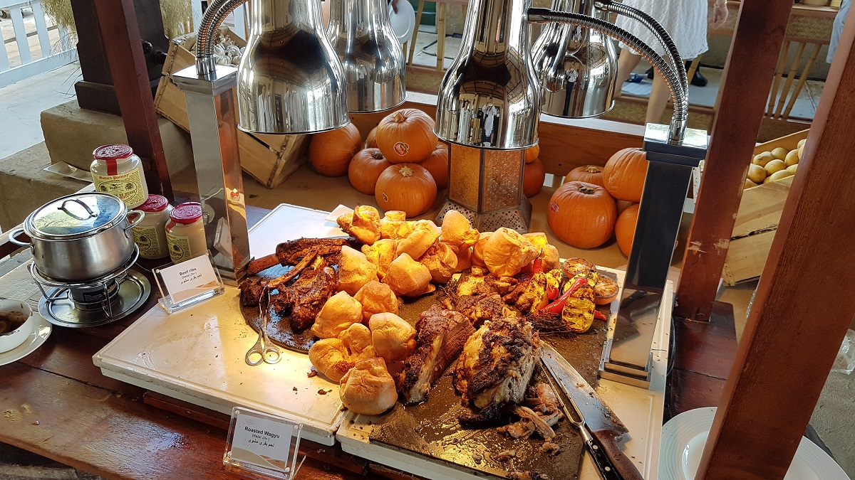 Friday Farmers Brunch - Signature Dishes - Bab Al Shams (19)