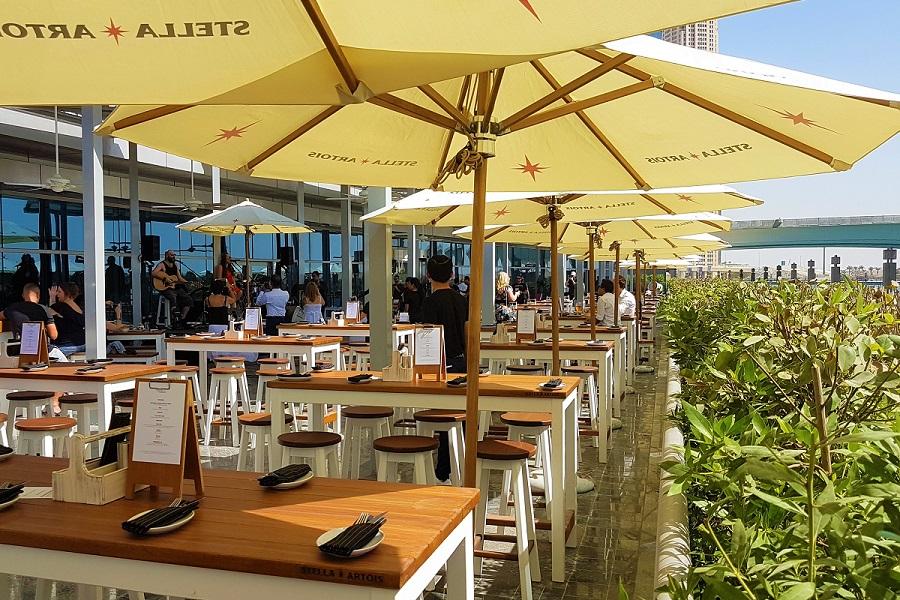 Café Artois - JW Marriott Marquis Dubai 01