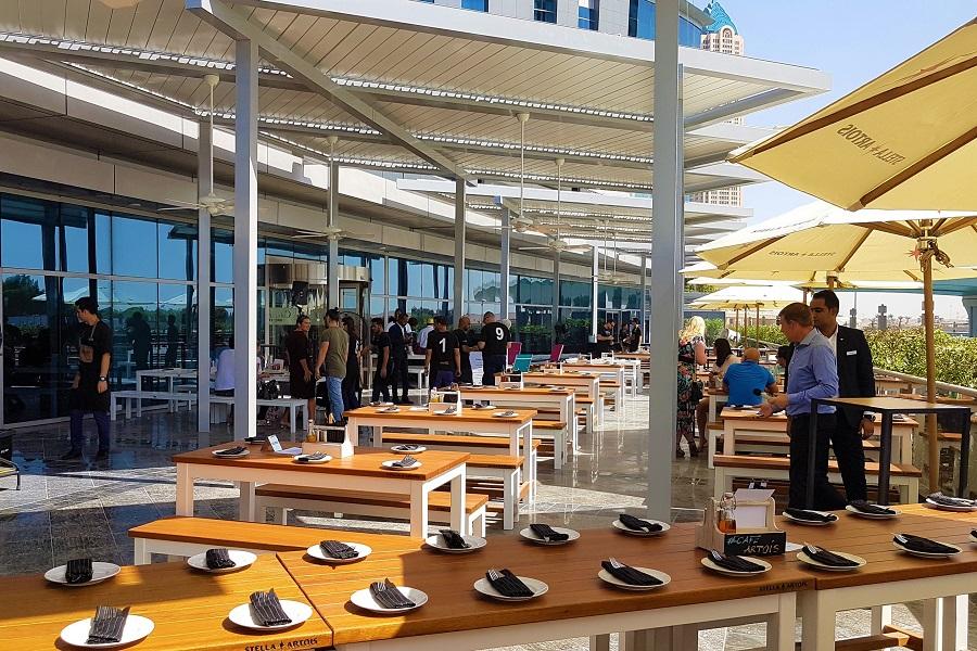 Café Artois - JW Marriott Marquis Dubai 04