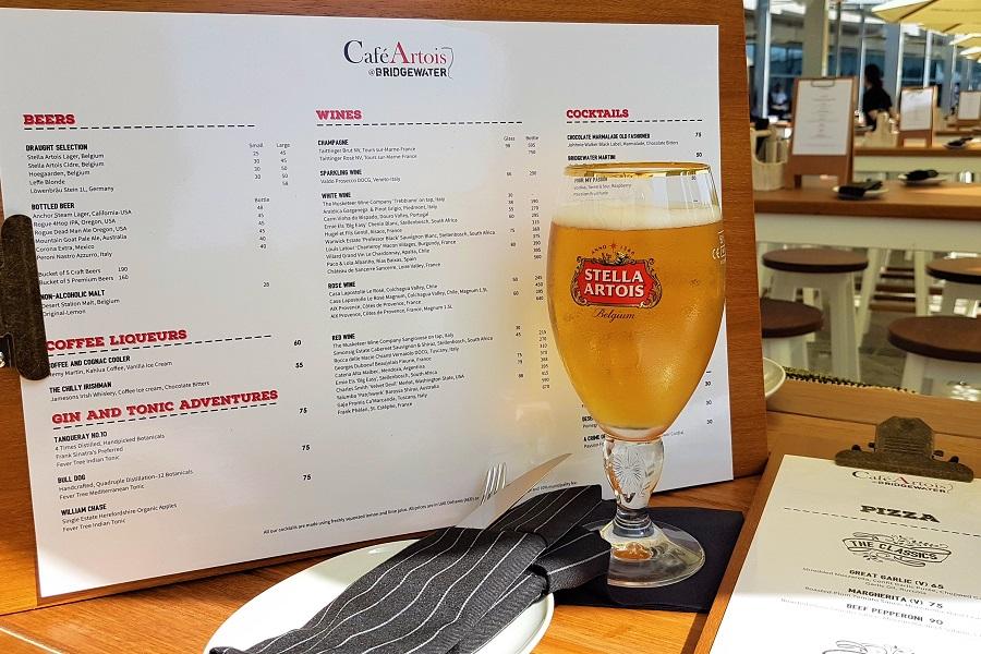 Café Artois - JW Marriott Marquis Dubai 05