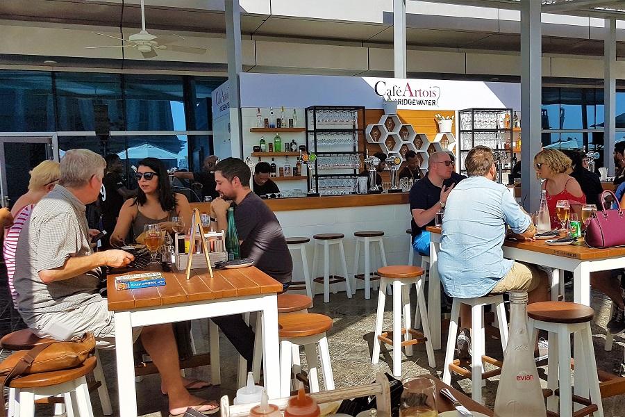 Café Artois - JW Marriott Marquis Dubai 09