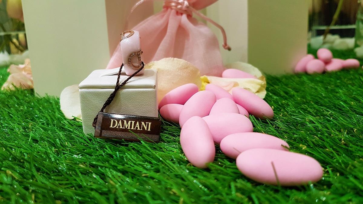 Damiani - D.Icon Rosa Confetto Ring (03)