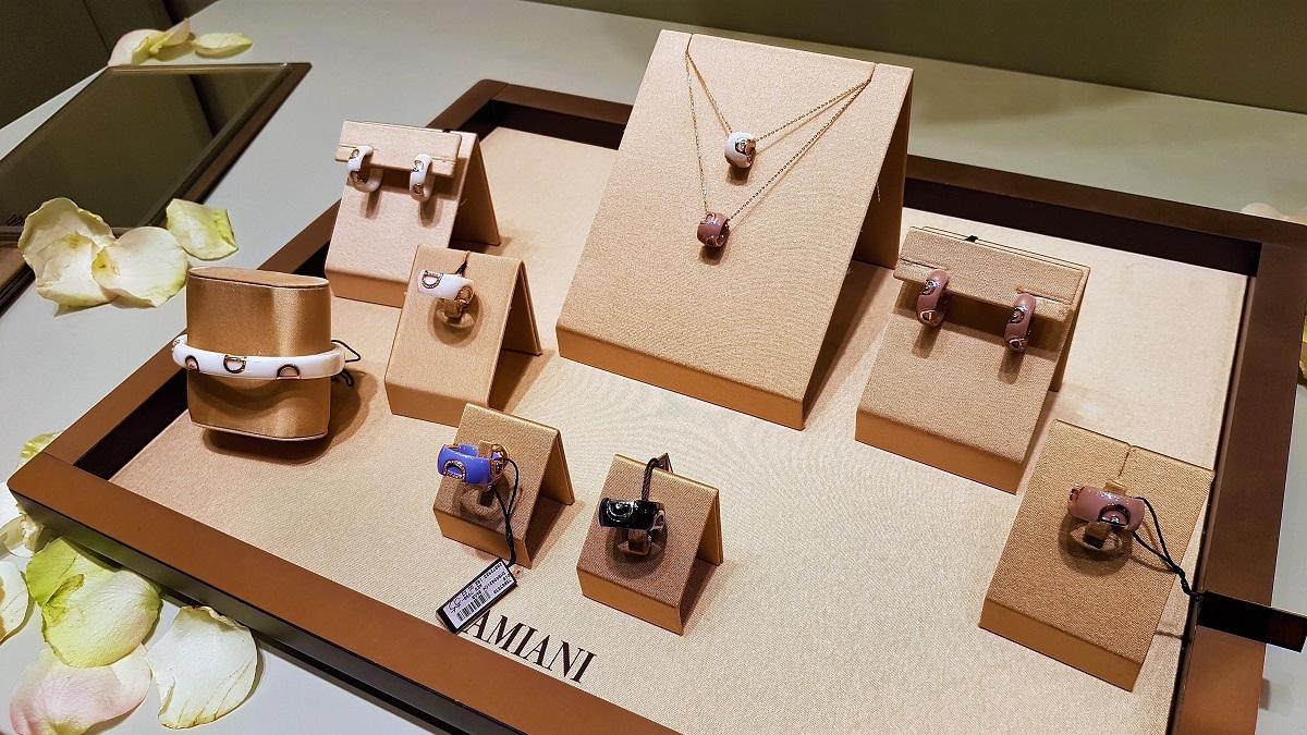 Damiani - D.Icon Rosa Confetto Ring (04)