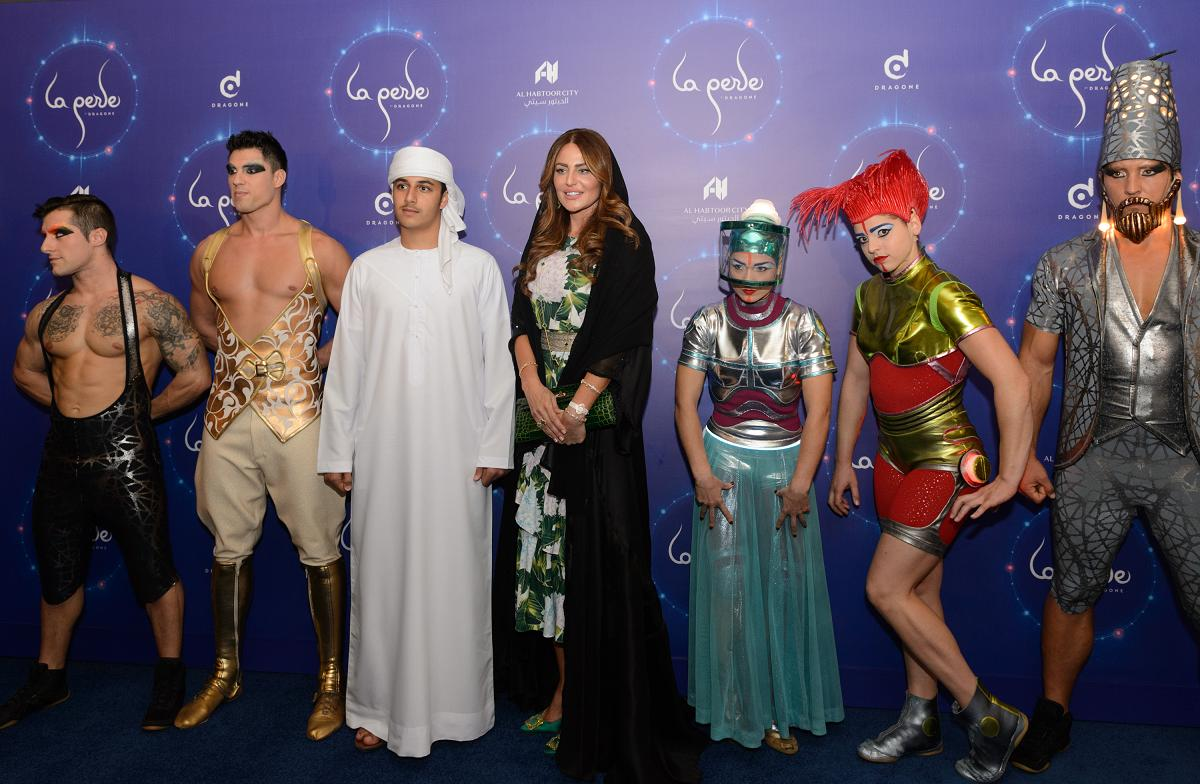 La Perle - World Premiere - Hikmat Al Kaytoob wit Performing Artists