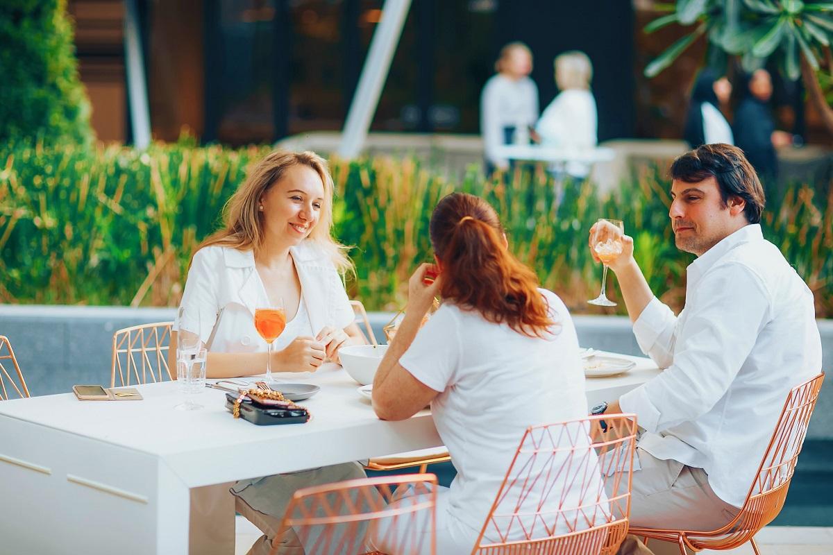 Première bougie de La Ville Hotel Dubai