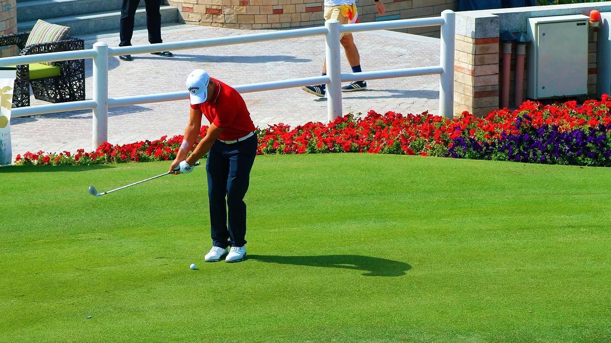 Omega Dubai Desert Classic - Emirates Golf Club (02)
