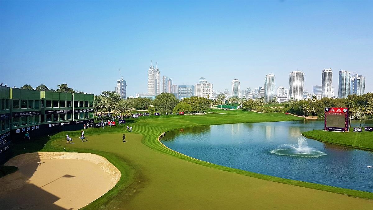 Omega Dubai Desert Classic - Emirates Golf Club (04)