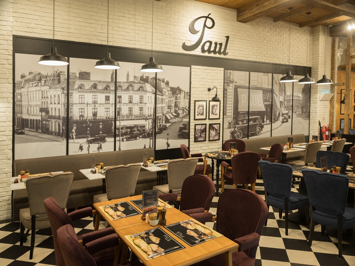 Paul Bakery & Restaurant - The Dubai Mall (H04)