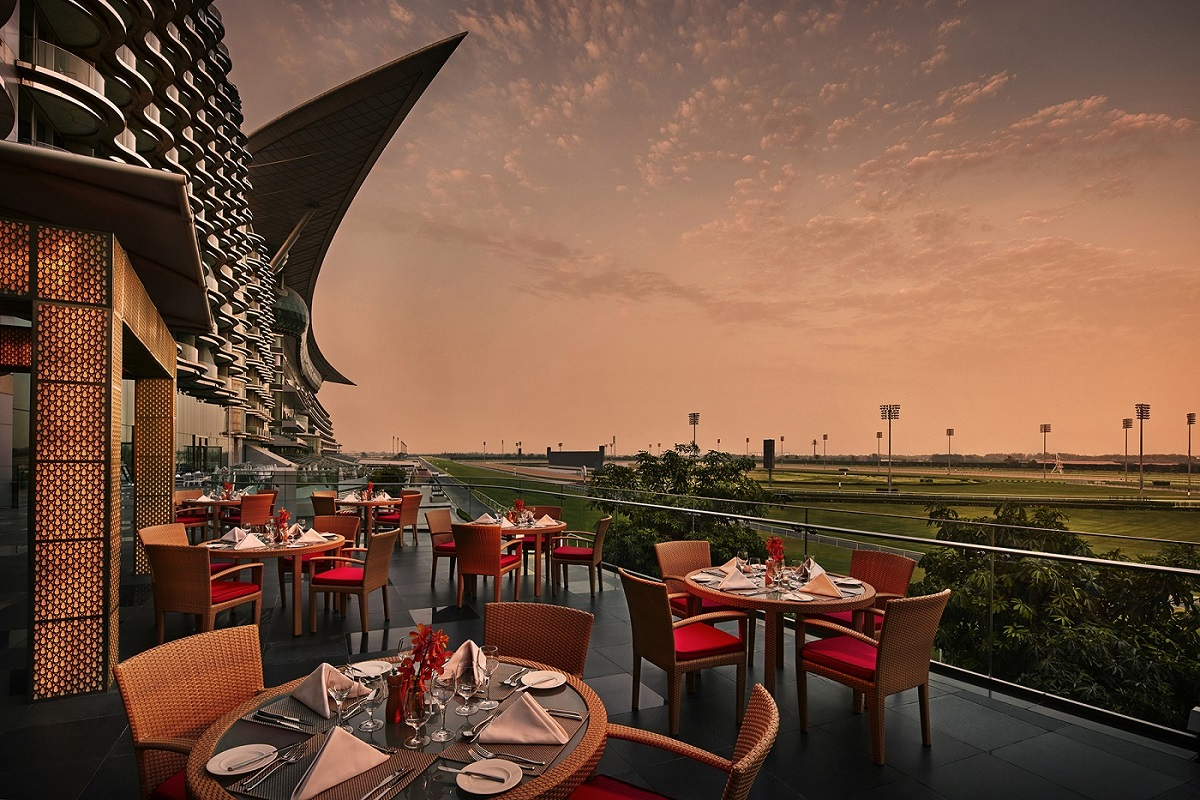 Racecourse - The Meydan Friday Family Brunch - The Meydan Hotel