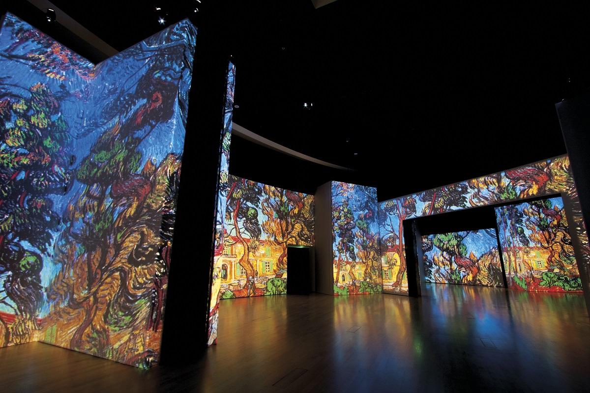 Van Gogh Alive - The Experience